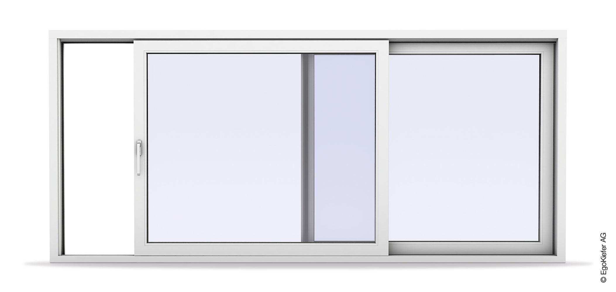 Fenstertüren Balkontür Schiebetür - Standard