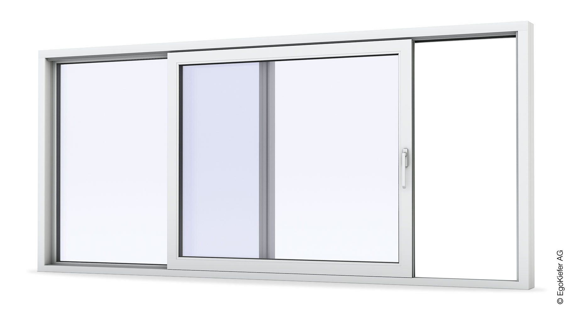 Kunststoff und Kunststoff Aluminium HST XL 2