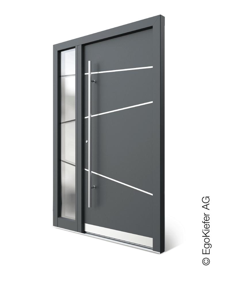 WEBHolz Aluminium Haustuere EgoSelectline Design